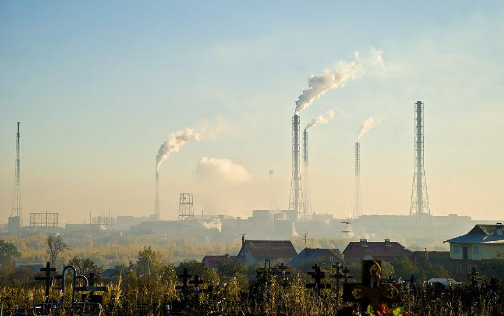 russia emissions