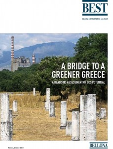 A bridge to a greener Greece - a realistic assessment of CCS potential