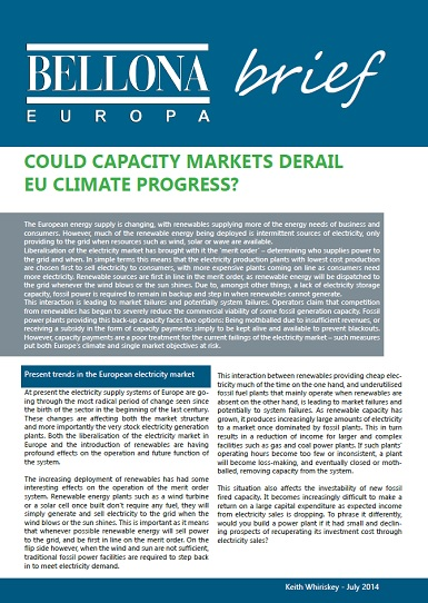 Bellona_Brief_Capacity_markets