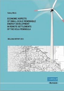 Economic aspects of small-scale renewable energy development in remote settlements of the Kola Peninsula