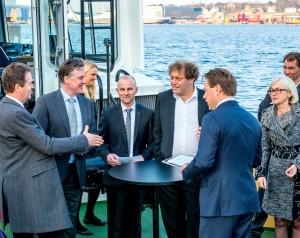 Signing Damen Stavanger