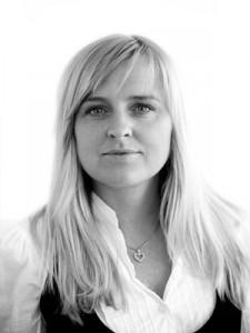 Ingrid Kristensen Hauge sorthvitt