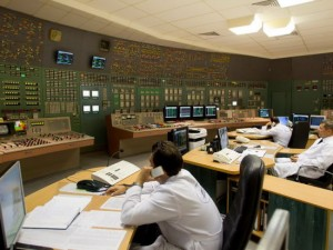 Control room at the Kalinin Nuclear Power Plant. (Photo: Rosenergoatom)