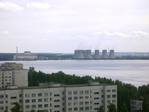 The Novovoronezh Nuclear Power Plant. (Photo: Wikipedia)