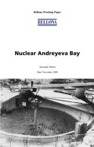 Nuclear Andreyeva Bay