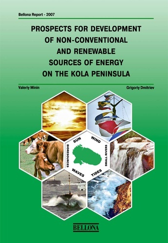Prospects for Development of Non-conventional and Renewable Sources of Energy on the Kola Peninsula
