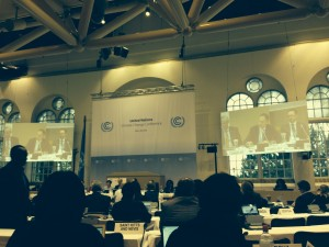 UNFCCC conference on CCS in Bonn, Germany