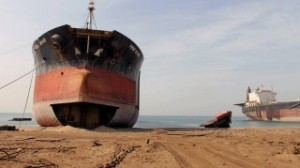 ship breaking platform