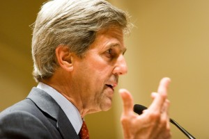 US Secretary of State John Kerry. (Photo: Wikipedia)
