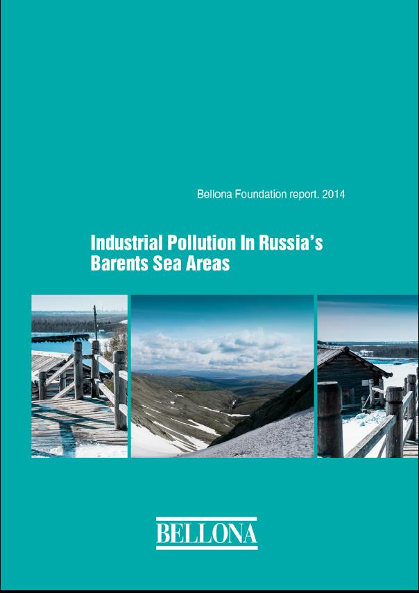 report Industrial Pollution Russia