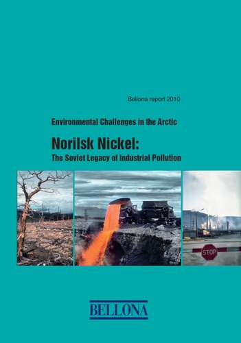Norilsk Nickel: The Soviet Legacy of Industrial Pollution