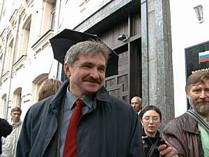 Nikitin after Supereme Court Presidium
