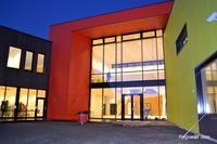 самая энергоэффективная школа на севере Норвегии