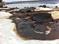 oil spill Kandalaksha (Frontpage ingress image)