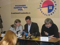 Press conference Bellona Nils, Nikitin (Frontpage ingress image)
