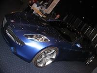 гибридный электромобиль Фискер Карма