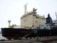 «Таймыр» вернулся в порт Мурманск на ремонт после обнаружения микротрещины в его реакторной установке