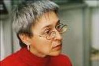 Anna Politkovskaya (Frontpage ingress image)