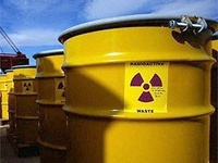 nuclear radioactive waste