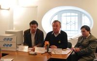 Leningrad NPP press-conference (Frontpage ingress image)