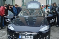 Tesla in Murmansk (Frontpage ingress image)