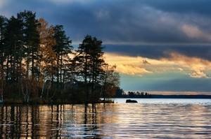 Lake Leningrad Region (Ingress image)