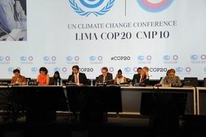 Lima Climate Conference (Ingress image)