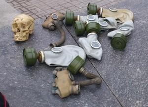 Donetsk flashmob (Ingress image)