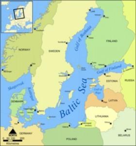 Балтийское море (Ingress image)