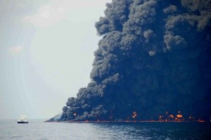Deepwater Horizon Oil Spill (Ingress image)