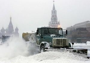 Moscow Snow (Ingress image)