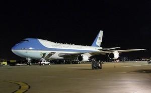 air force one (Ingress image)