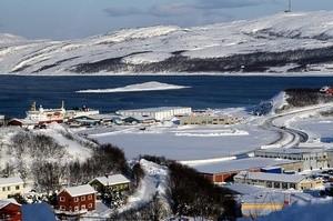 Kirkenes (Ingress image)