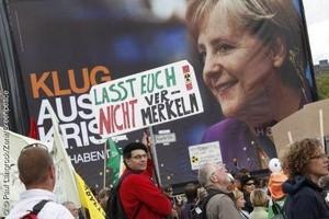 Меркель (Ingress image)