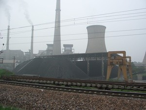 Chinese coal-fired power plant (Ingress image)