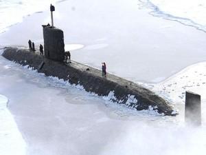 HMS Tireless (Ingress image)