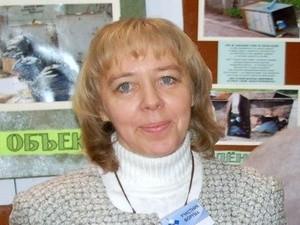 Olga Pitsunova (Ingress image)