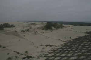 curonian spit dunes (Ingress image)