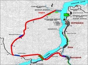 Murmansk Transport Hub (Ingress image)
