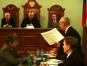 Nikitin in court