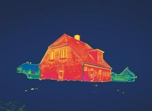 дом house huset infra-red инфракрасное (Ingress image)