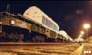 Spent fuel transportation (Ingress image)