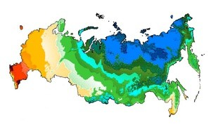 climate russia annual temperature (not real) (Ingress image)