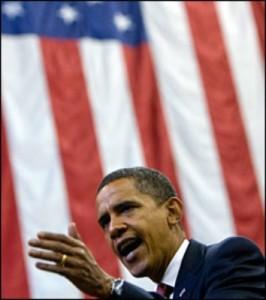 Obama (Ingress image)