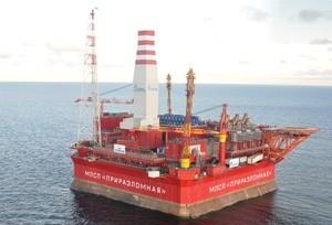Prirazlomnaya gazprom (Ingress image)