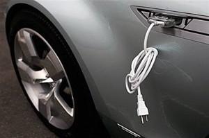 electrocar электромобиль (Ingress image)