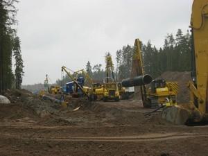 Nord Stream Северный поток (Ingress image)