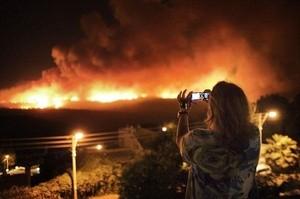 израиль пожары  (Ingress image)