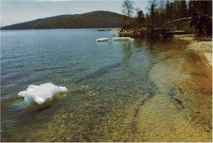 Karachay (Озеро Карачай) (Ingress image)