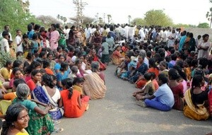 Kudankulam protest, India, Oct 2011 (Ingress image)